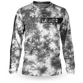 Loose Riders C/S Cult of Shred Maglia a Maniche Lunghe Uomo, grigio/bianco